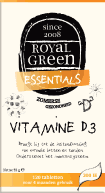 Royal Green, Vitamine D3