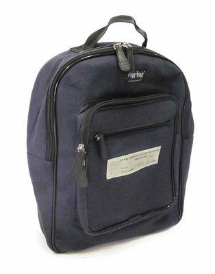 Delhi Canvas Backpack, Airforce Blue