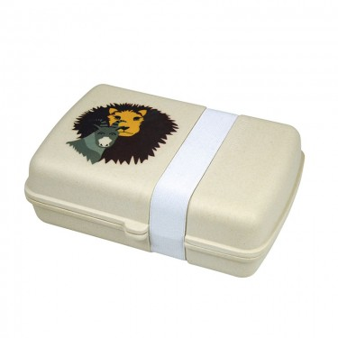 Lunch box, Lion