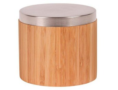 Bamboe watten doosje ( niet leverbaar)