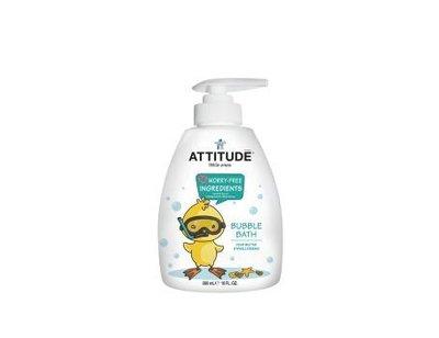 Attitude, Bubbelbad, pear-Nectar