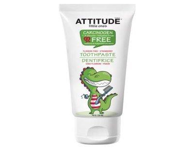 Attitude, Fluoride vrije Tandpasta, Strawberry