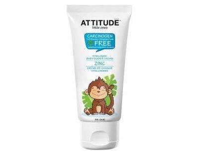 Attitude, Luier uitslag Zink Crème