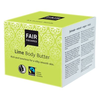 Fair Squared Body Butter Lime  150 ml