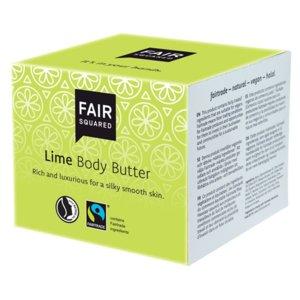 Fair Squared Body Butter Lime  150 ml